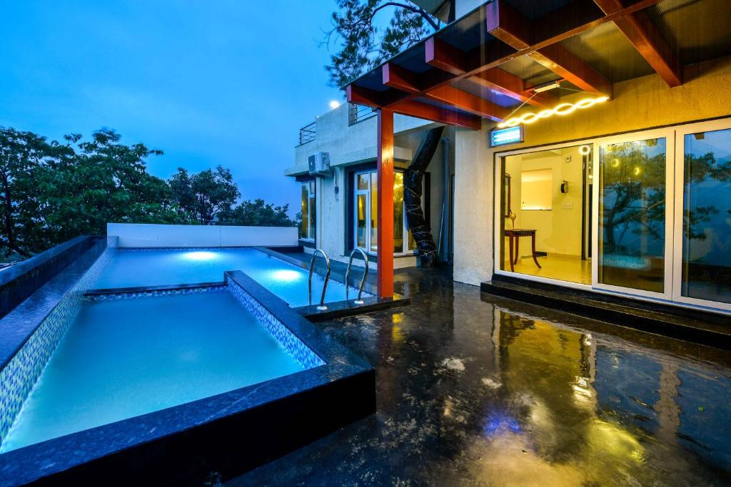 Luxurious private pool villa lake pawna near lonavala - Hotel with private swimming pool in lonavala ...