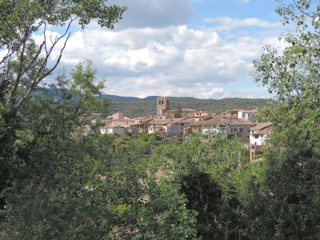 Apartments In Enate Aragon