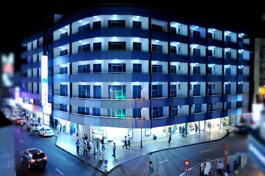 Dubai nova hotel uae for Dubai hotel booking