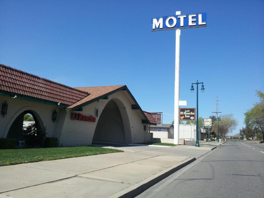 El Rancho Motel Lodi Reserve Now Gallery Image Of This Property