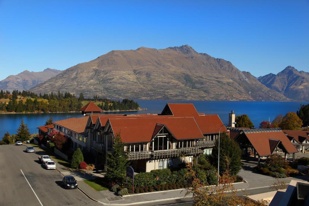 Copthorne Hotel Resort Lakefront Queenstown New Zealand Deals