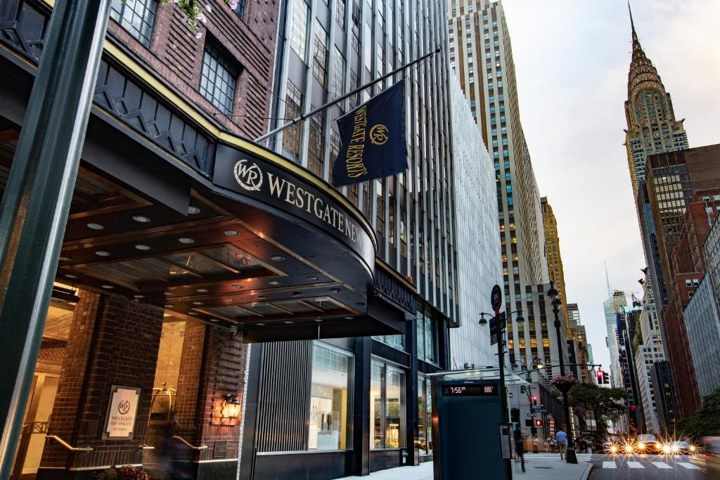 Hotel Westgate New York Grand Central Ny Booking Com