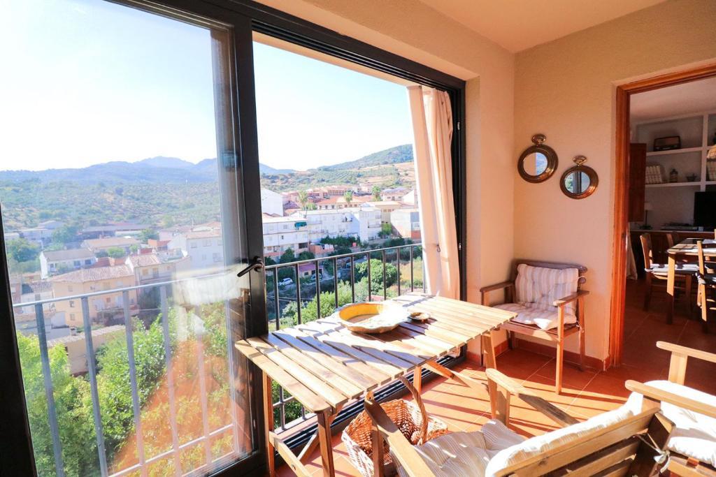 Apartments In Navatrasierra Extremadura