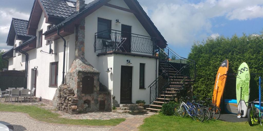 Villa Riffe Rewa Poland Bookingcom