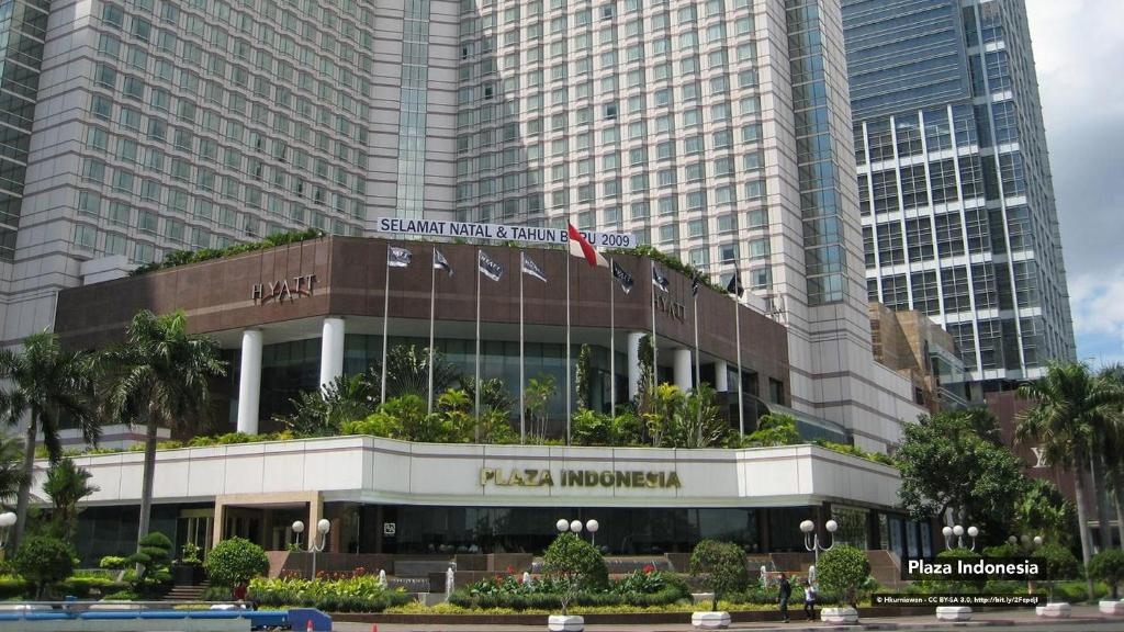 ZEN Rooms near Grand Indonesia Mall