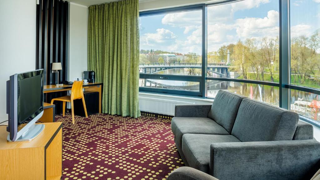 f92dde65f72 Dorpat Conference Hotel, Tartu – hinnad uuendatud 2019