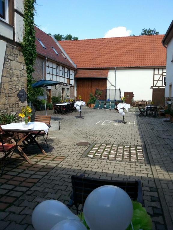 Landpension Gutshof Grossheringen Grossheringen Germany Booking Com