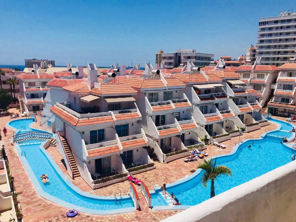 Apartment Penthouse Las Flores Playa De Las Americas Spain