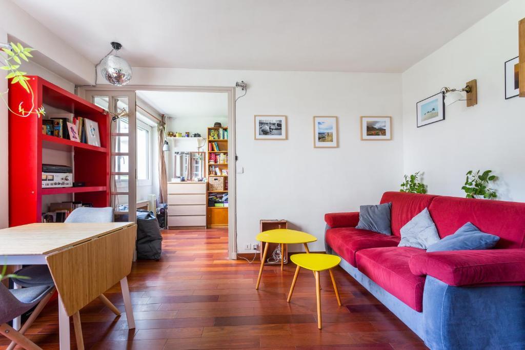 Appartamento Cosy 40sq flat in Paris (Francia Parigi ...