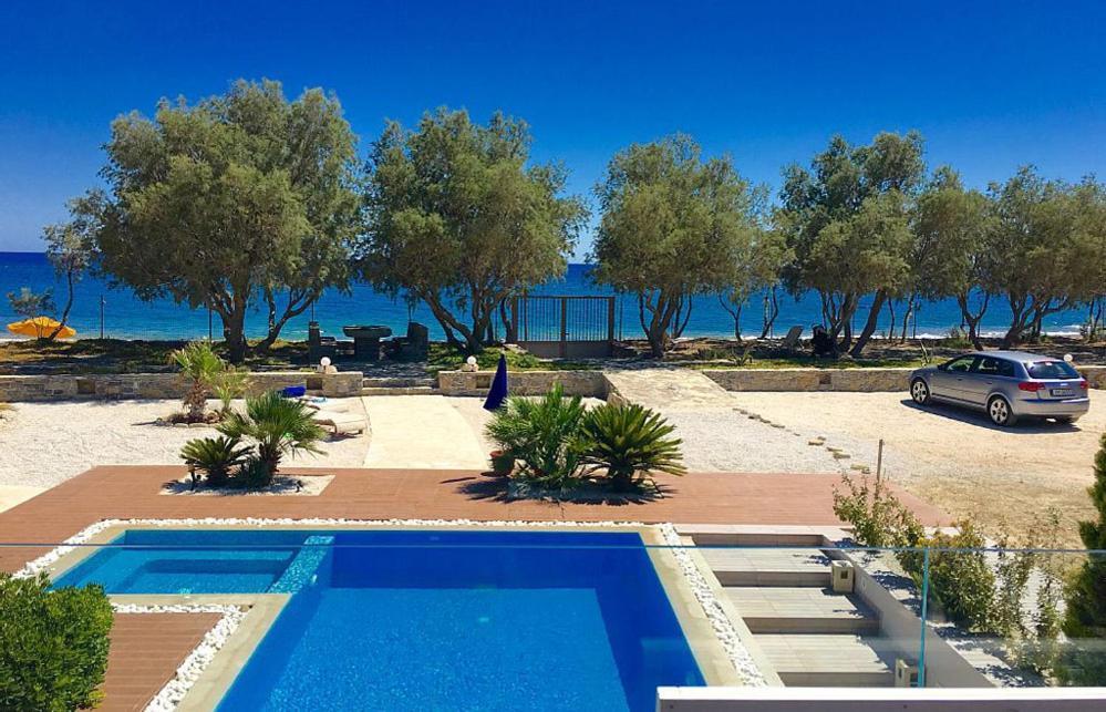 Villa Pelagos Koutsounari Greece Booking Com