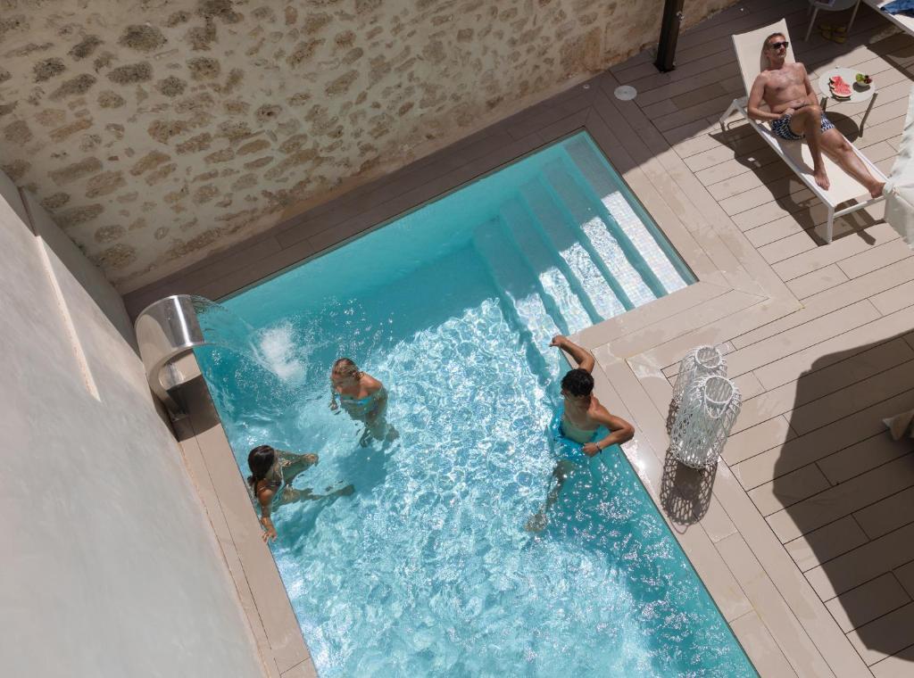 Gasten van FORUM – Boutique Hotel & Spa