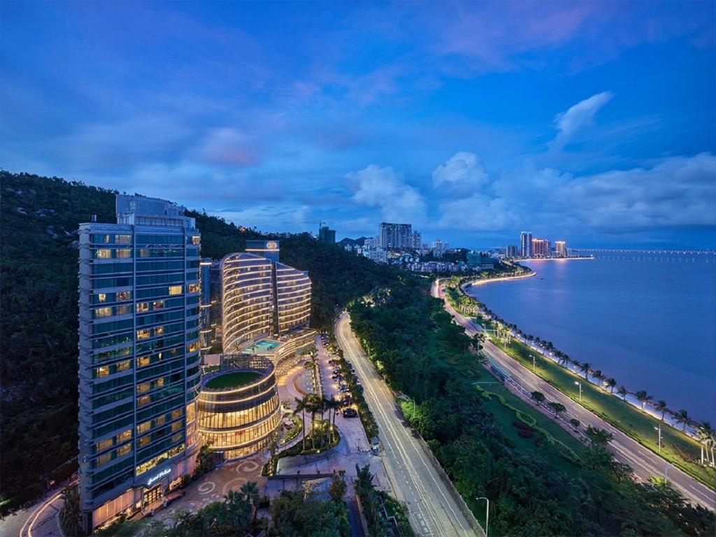 Grand Bay Hotel Zhuhai(珠海市...