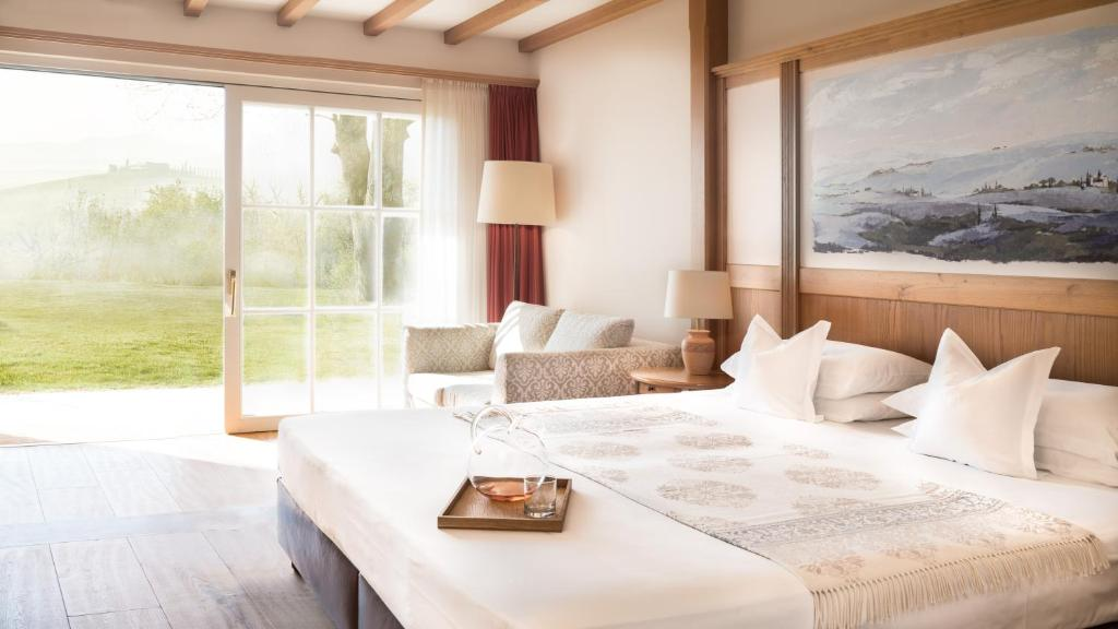 Adler Spa Resort Thermae Bagno Vignoni Italy Booking Com