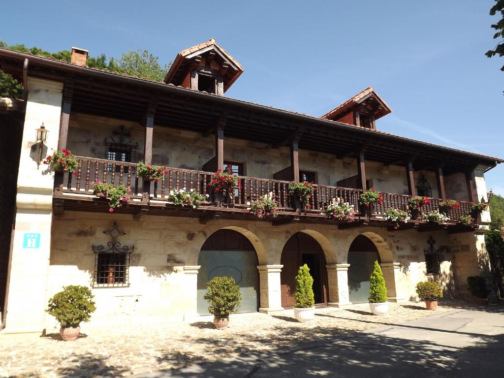 hotels with  charm in terán  3