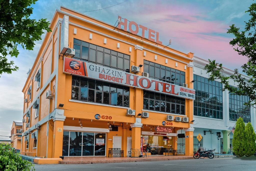 Hotel Ghazrin S Garuda Johor Bahru Malaysia Booking Com