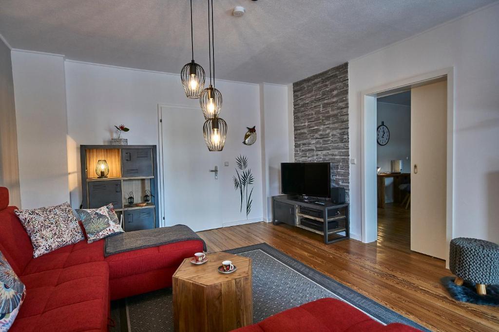 wohnung renovierung appartement im erdgeschoss, apartment ferienwohnung atrium, niederlinxweiler, germany - booking, Design ideen