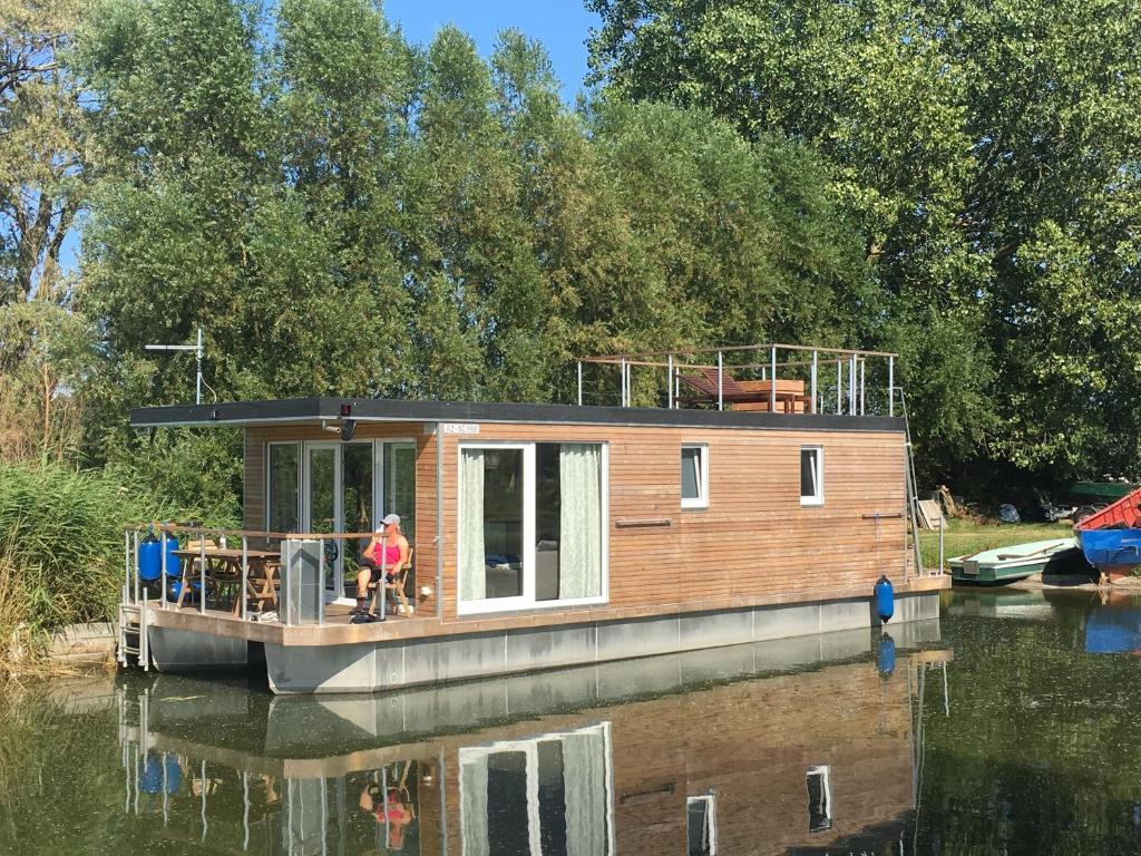 Ferienhaus Hausboot Glaukos Deutschland Warthe Bookingcom