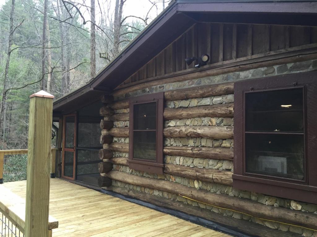Vacation Home Adanayla Cabin Hiawassee Ga Booking Com