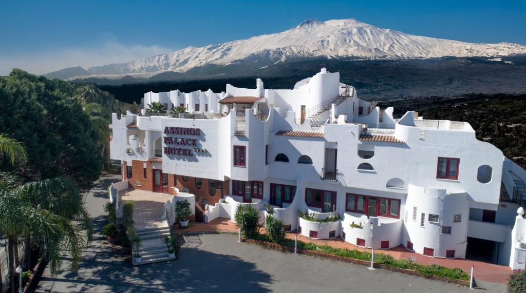 Assinos palace hotel italien giardini naxos booking
