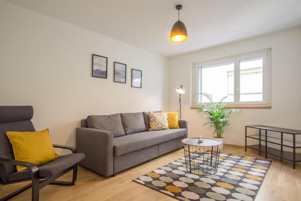 Zona de estar de Hof Apartments - by Keyforge