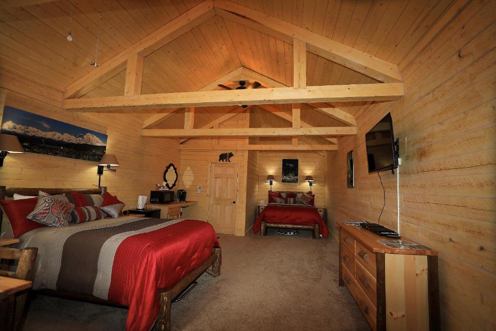 Vacation Home Denali Tri Valley Cabins Healy Ak