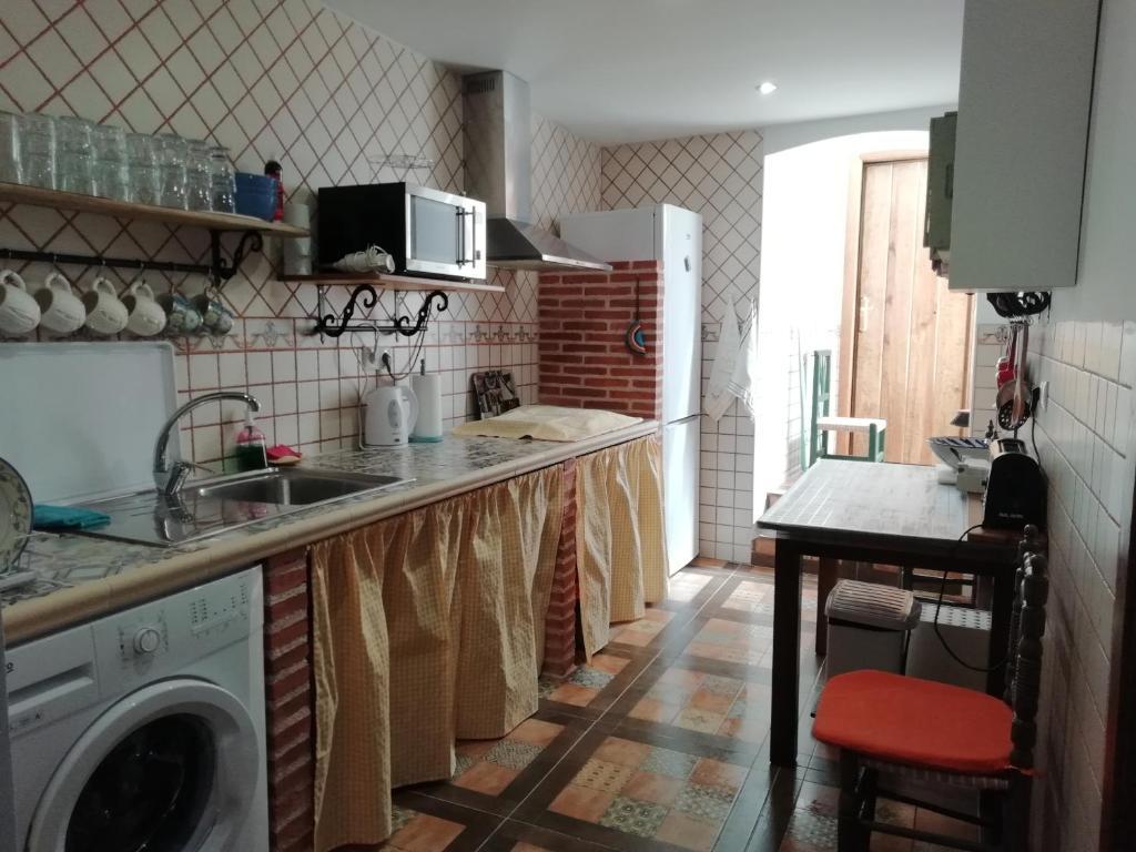 Vakantiehuis Casa rústica de pueblo en Sierra de Alcaraz ...