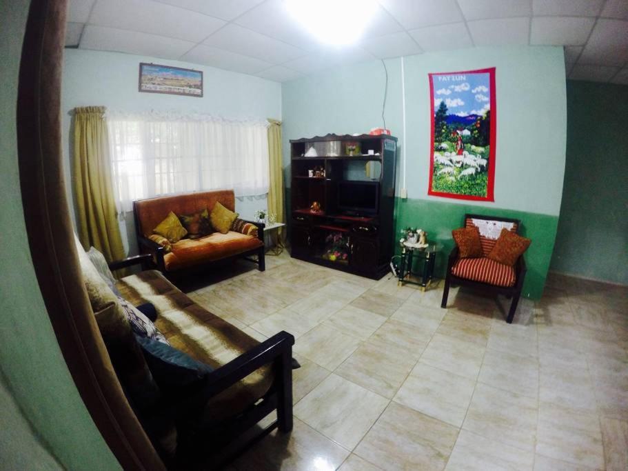 Casa de campo Josefina (El Salvador Apaneca) - Booking.com