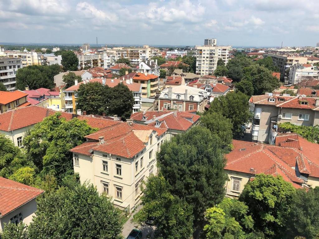 Апартамент Panoramic View Appt Russe - Русе