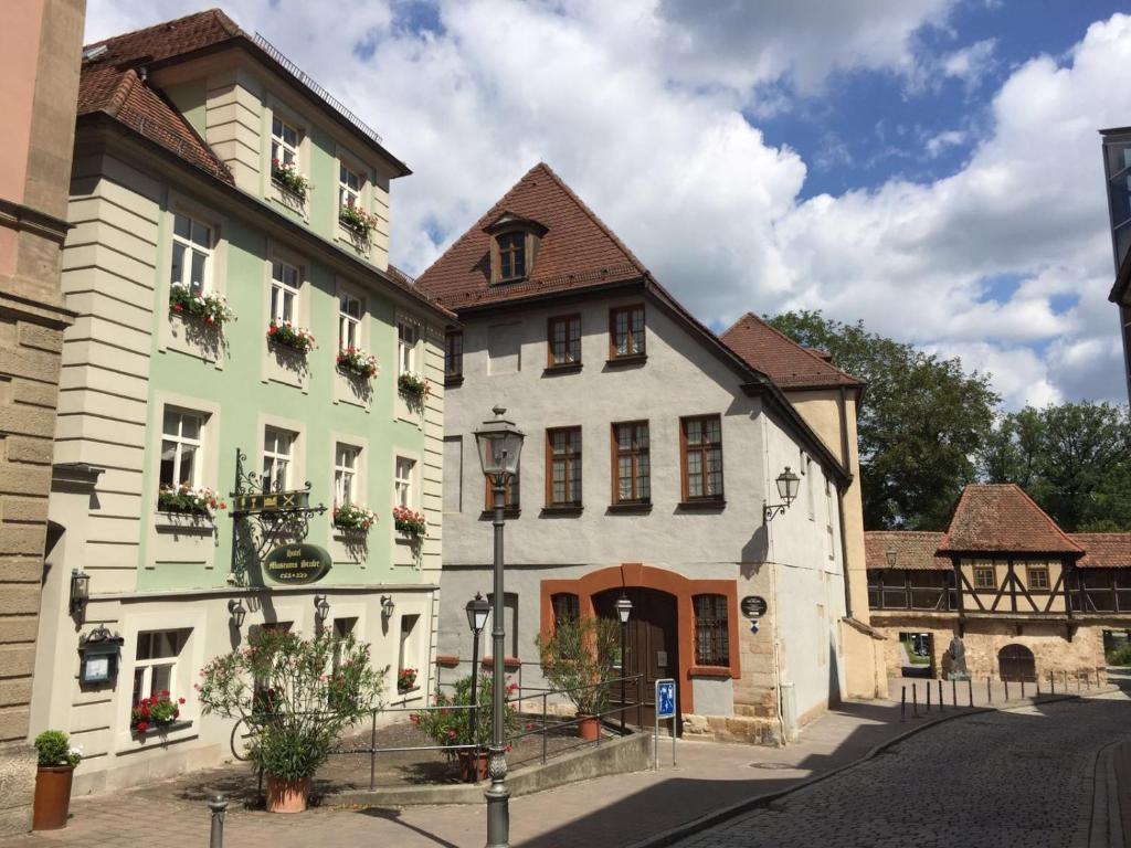 Katterbach Germany Map.Hotel Museumsstube Ansbach Germany Booking Com