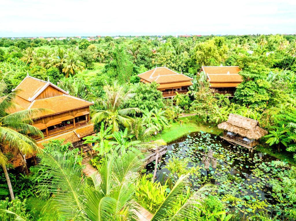Hotel Maisons Wat Kor (Kambodscha Battambang) - Booking.com