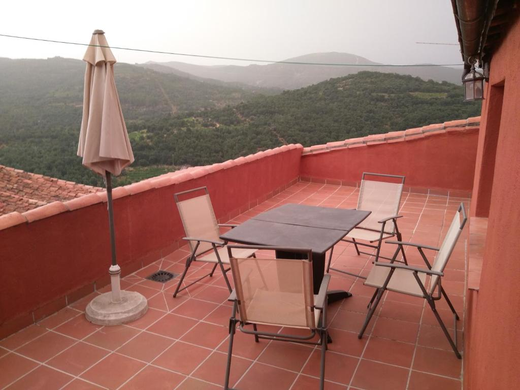 Apartments In Endrinal Castile And Leon