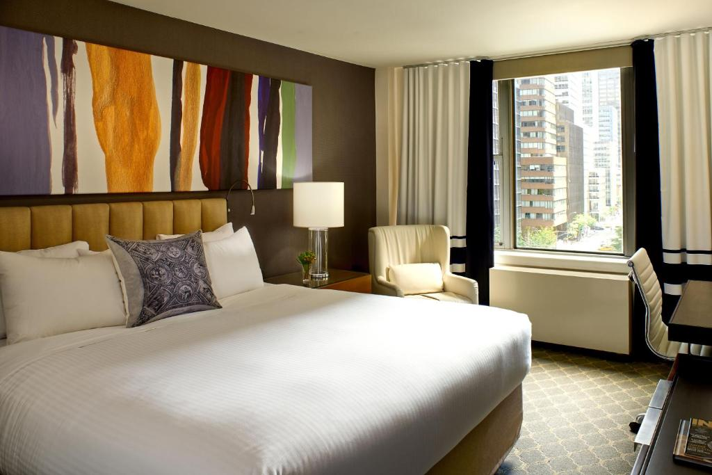 fifty hotel suites by affinia new york city ny booking com
