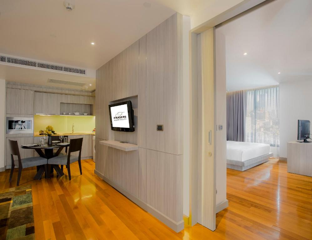Condo Hotel Fraser Suites Sukhumvit Bangkok Thailand