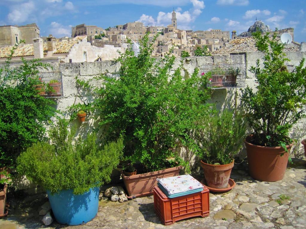 Ferienhaus il giardino segreto italien matera booking.com