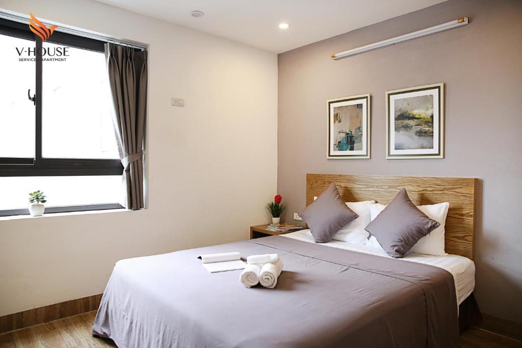 V House 5 Serviced Apartment, Hanoi, Vietnam - Booking.com