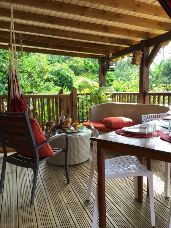 Villa de Reves (Guadeloupe Sainte-Rose) - Booking.com