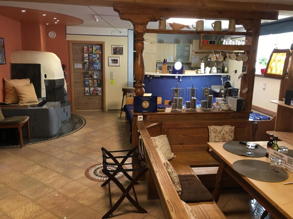 Lounge oder Bar in der Unterkunft Apartment Palmié
