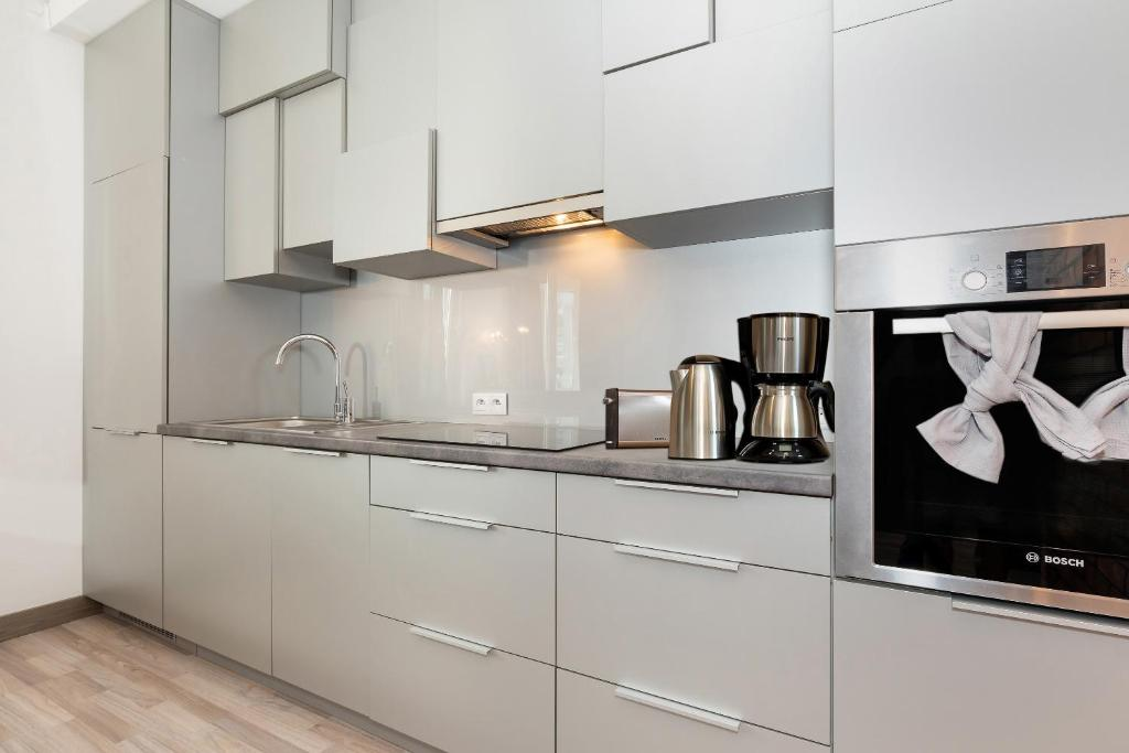 Modern Apartment In Poznań Dąbrowsk Poland Bookingcom
