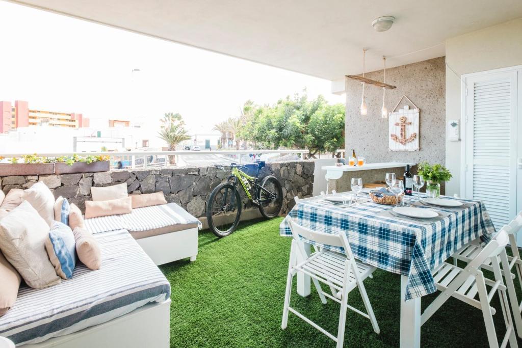 Apartment Canarian Coastal Hideaway Poris De Abona Spain Booking Com