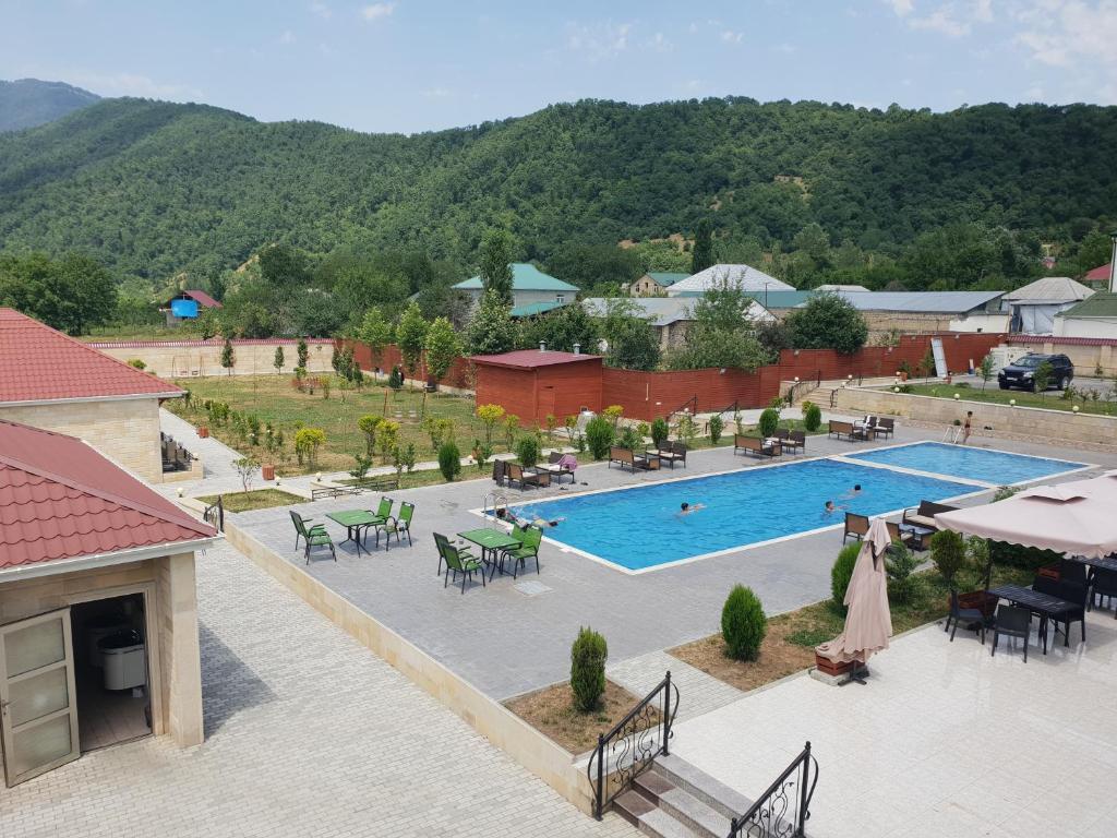 Azerbaijan (Gabala). Amazing resort with a wonderful climate 63