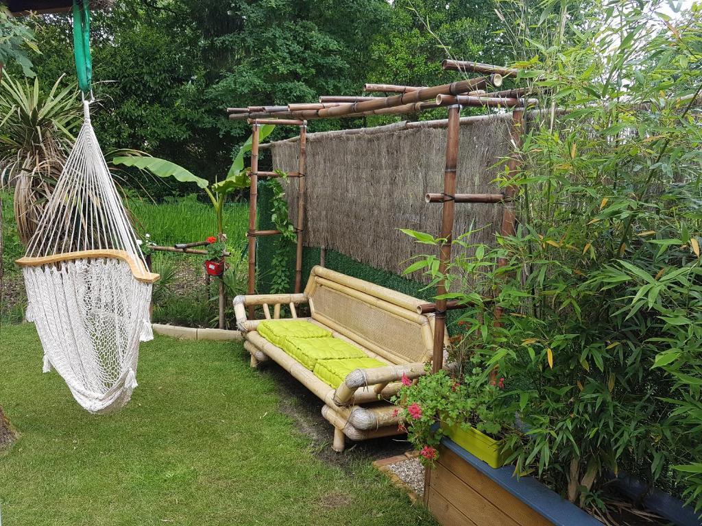 Maison de ville mitoyenne et son petit jardin zen france Petit jardin zen