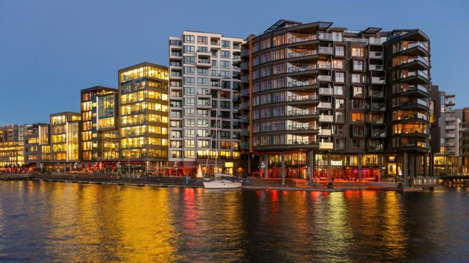 Aker brygge Apartment, Oslo, Norway - Booking.com