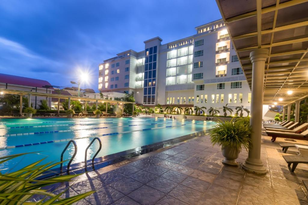 ディビス ホテル(Dyvith Hotel)