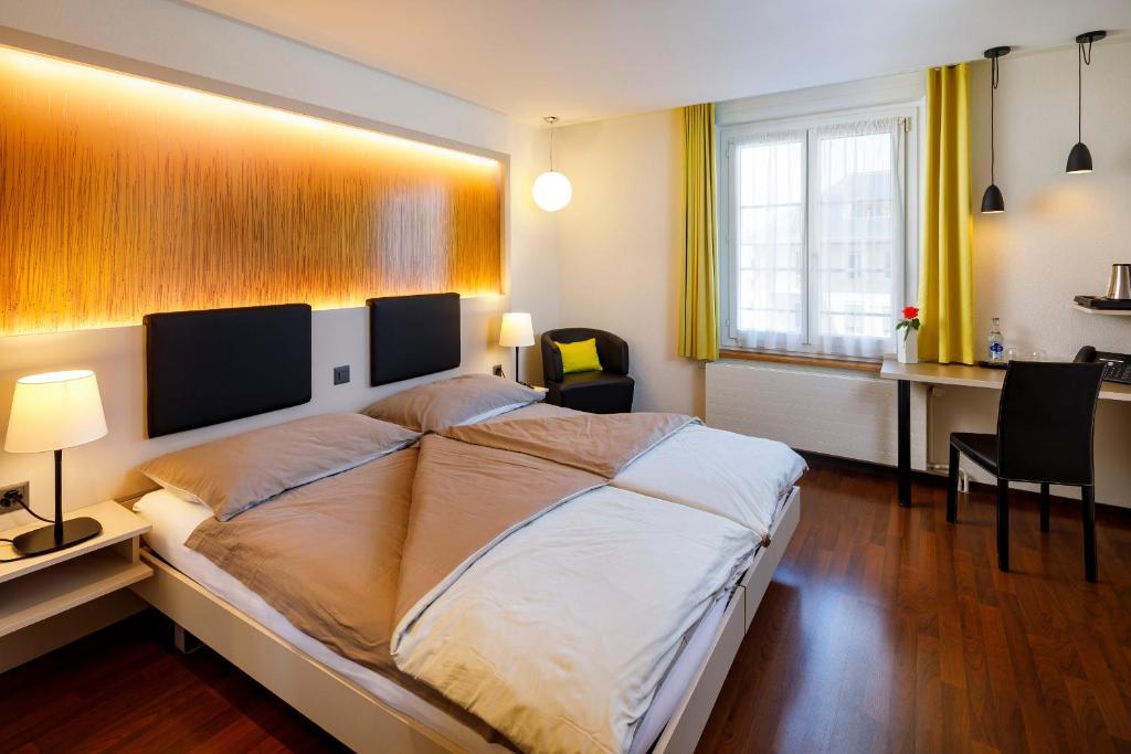 hoteles recomendados en berna