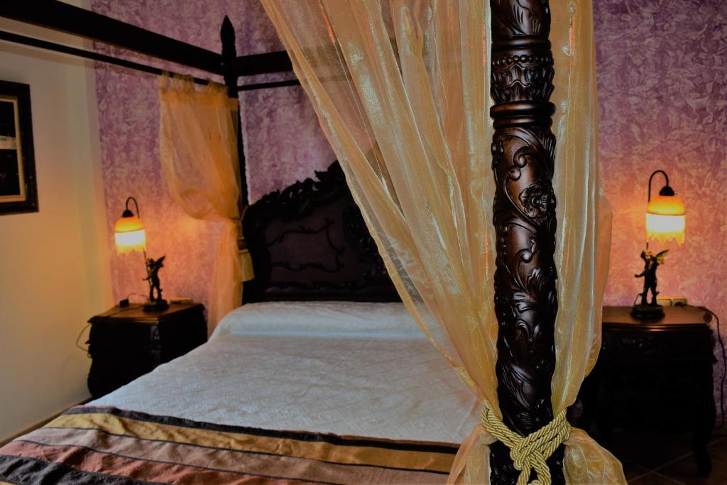 Semesterbostad Casa Castillo (ESP Sedella) - Booking.com