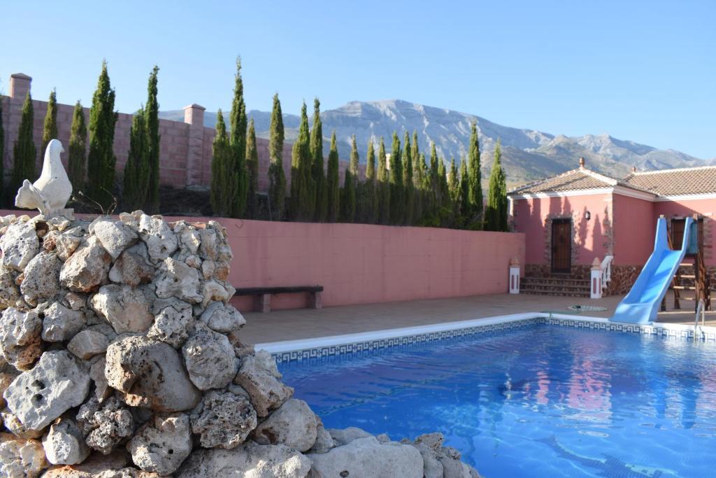 Vakantiehuis Casa Castillo (Spanje Sedella) - Booking.com