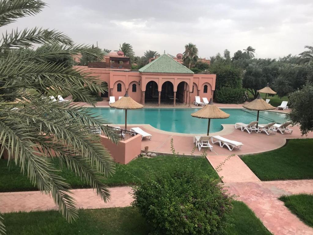 Villa Avec Piscine A Marrakech Marrakesh Morocco Booking Com