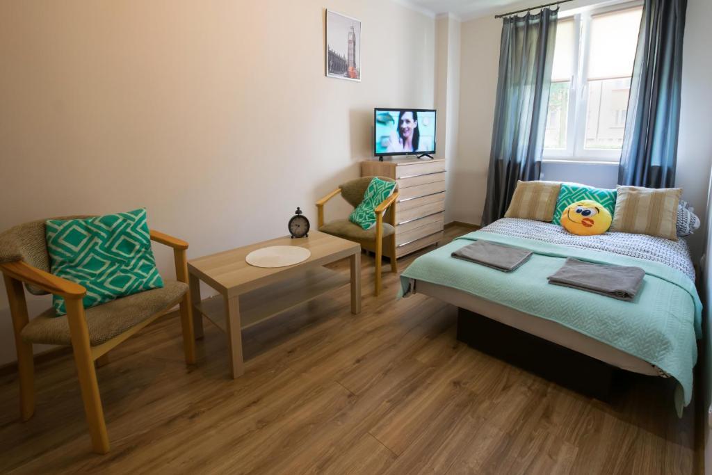 4979fd1271533d Apartament sweet dream orzeszkowej (Polska Białystok) - Booking.com