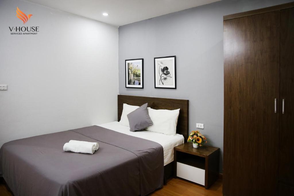 V House 1 Serviced Apartment, Hanoi, Vietnam - Booking.com