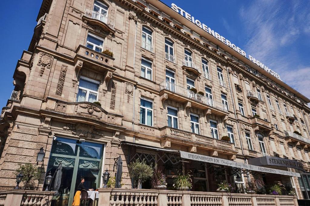 シュタイゲンベルガー パークホテル デュッセルドルフ(Steigenberger Parkhotel Düsseldorf)